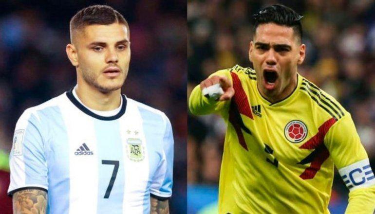 La Selección Argentina se mide con Colombia en el segundo amistoso de la gira