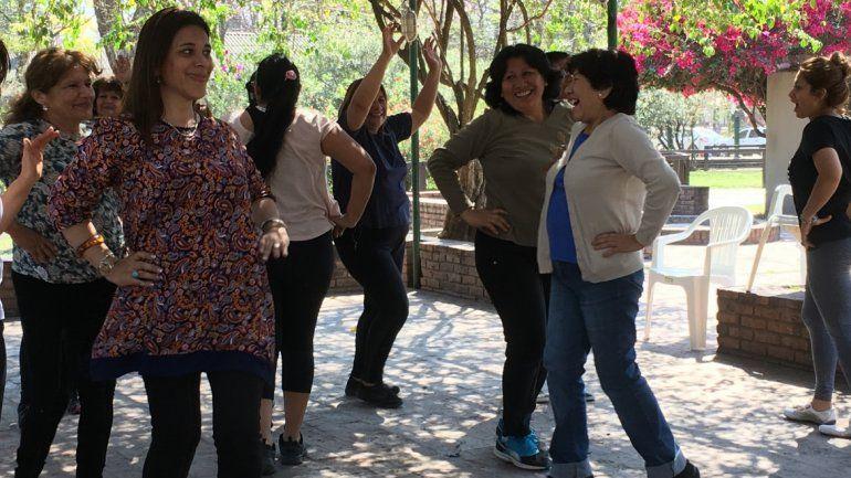 Estrategias de enseñanza: docentes se formaron con un abordaje desde el arte, la danza y el teatro