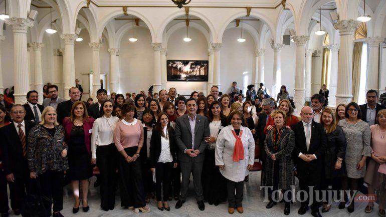 Cristina Sánchez, la docente jujeña que recibió el galardón Maestros Ilustres