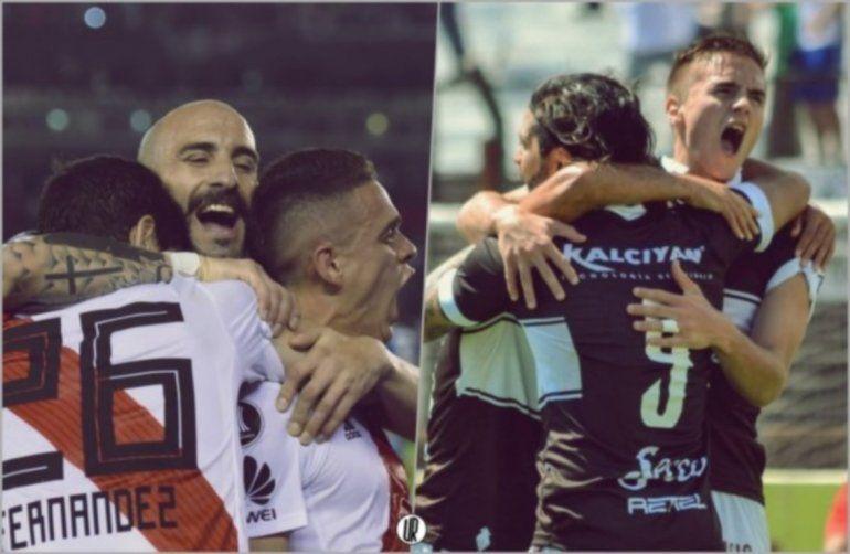 River y Platense van en busca de un lugar en cuartos de final de la Copa Argentina