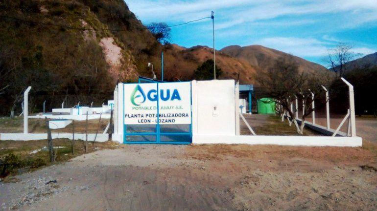 Mejora el servicio de agua para los vecinos de León, Lozano y zonas aledañas