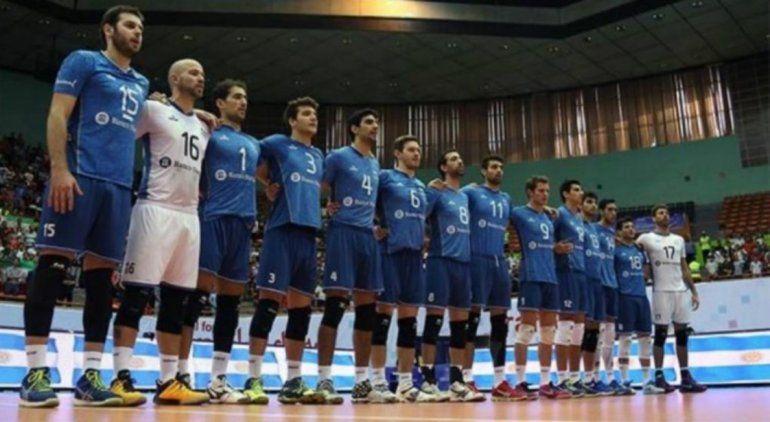 Argentina debuta hoy contra Bélgica en el Mundial de Voley 2018: horario y TV