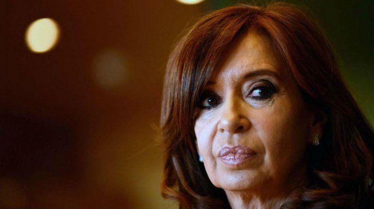 Cristina Kirchner respondió a su pedido de detención: Son muy obvios