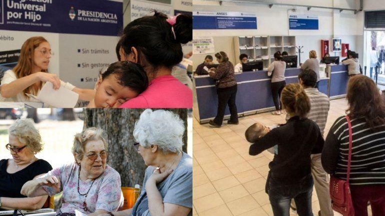 Jubilaciones y AUH: conocé el calendario de pagos de enero