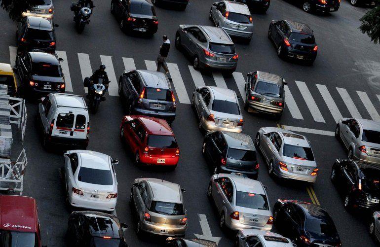 Cédula provisoria: para autos y motos que se vendieron y no se transfirieron