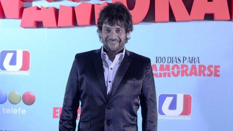 Internaron de urgencia en un sanatorio de Palermo al actor Pablo Rago