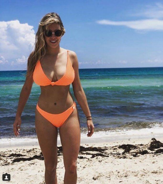 Nati Jota respondió a las fuertes críticas que recibió después de subir sus fotos en bikini
