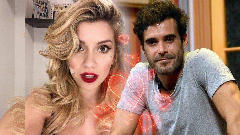 Marcelo Tinelli enganchó a Laurita Fernández chateando con Nicolás Cabré al aire