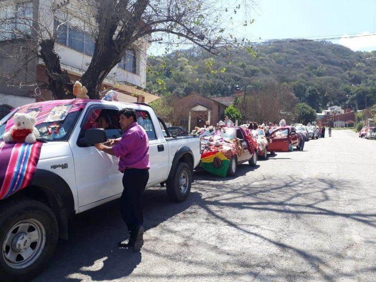Festejo en toda la provincia con misa y procesión en honor al Señor de Quillacas