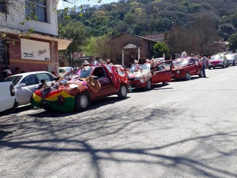 Misa, procesión con autos adornados y festejo en honor al Señor de Quillacas