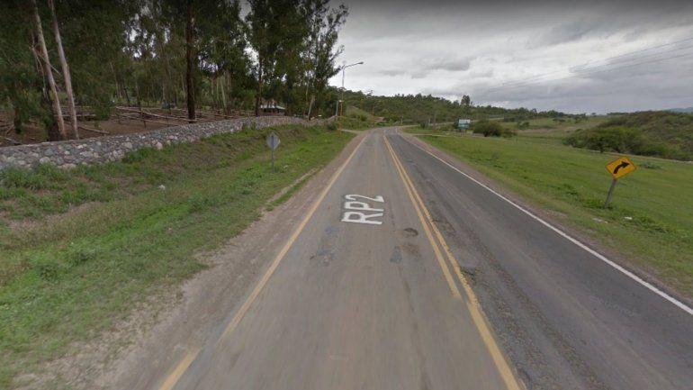 Repavimentarán la Ruta N°2 Camino a La Almona, un pedido de años de los vecinos de la zona