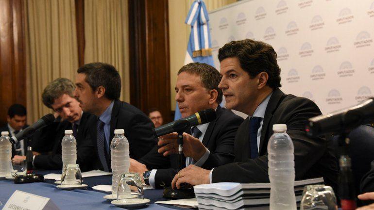 Dujovne presentó el proyecto de Presupuesto 2019 en Diputados