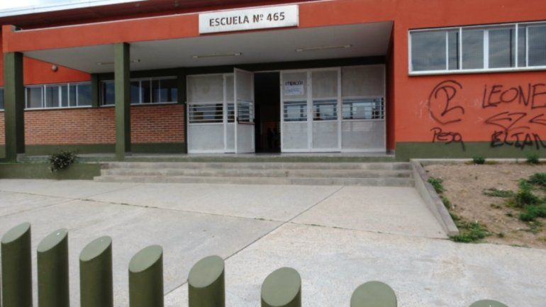 Escuela Néstor Kirchner