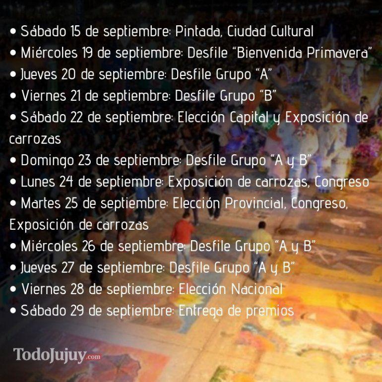 ¡Todos a la Ciudad Cultural! Hoy comienza una nueva edición de la Fiesta Nacional de los Estudiantes