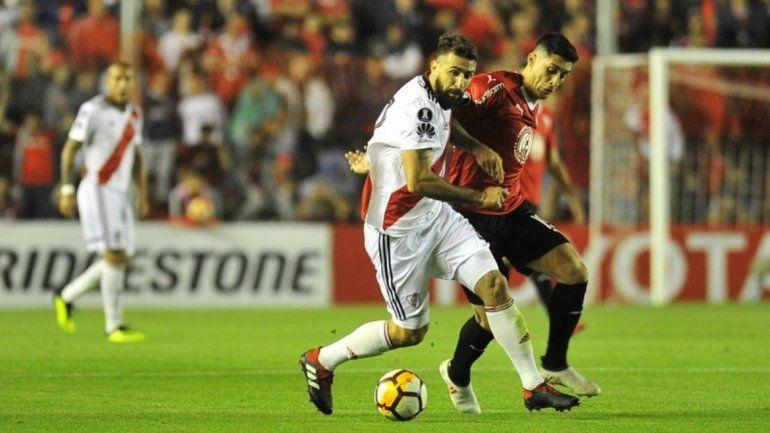 Independiente y River, sin goles en la ida en Avellaneda