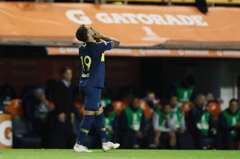 Boca venció a Cruzeiro y logró una interesante ventaja en la serie de cuartos de la Copa Libertadores