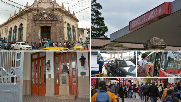 Paro del 25S: cómo se aplicará la medida general en Jujuy
