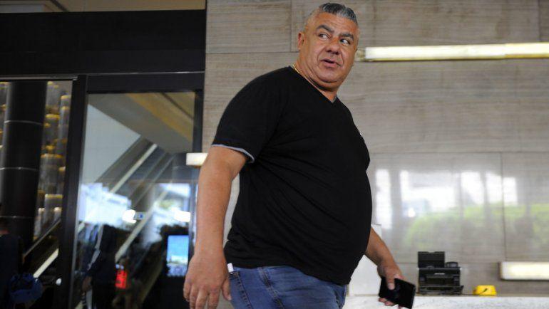 Chiqui Tapia confirmó que habrá fútbol pese a la amenaza del paro