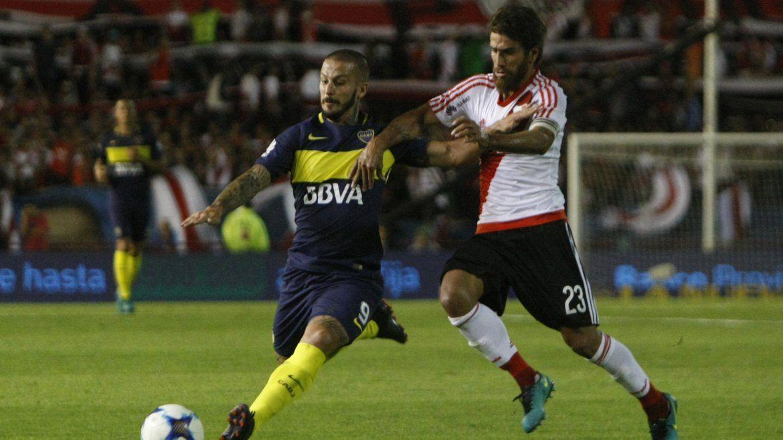Boca y River paralizan al país futbolero con un superclásico prometedor
