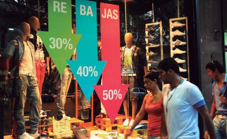 Las ventas minoristas en la pymes cayeron un 9,2% en setiembre