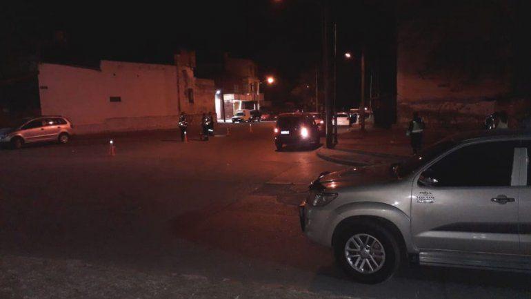 Dos conductores del transporte público dieron positivo en un control de alcoholemia