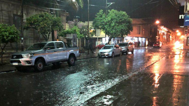 Alerta meteorológica en Jujuy, afirman que un frente de lluvia se acerca al norte del país