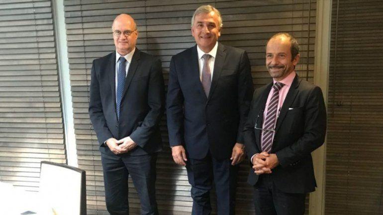 Fruto de las gestiones en Francia: Jujuy tendrá una nueva planta solar de 85 MW