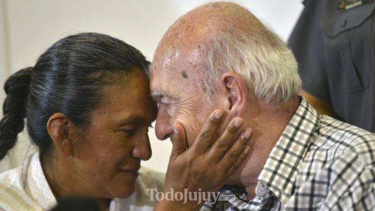 Internaron al esposo de Milagro Sala, Raúl Noro