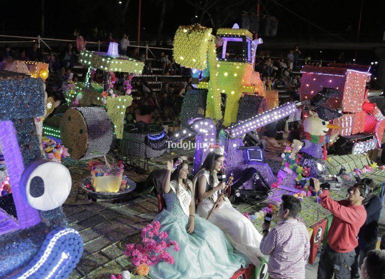 Este domingo Palpalá tendrá su desfile de carrozas