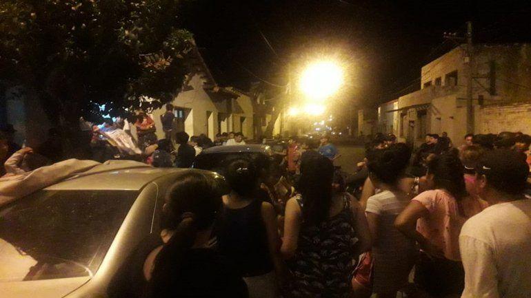 Vecinos de El Carmen se manifestaron pidiendo justicia por la menor abusada