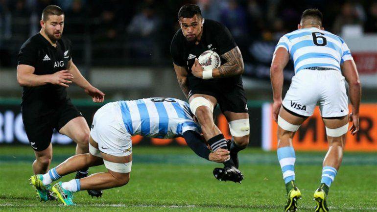 Los Pumas-All Blacks: hora, TV y formaciones de un nuevo partido del Rugby Championship