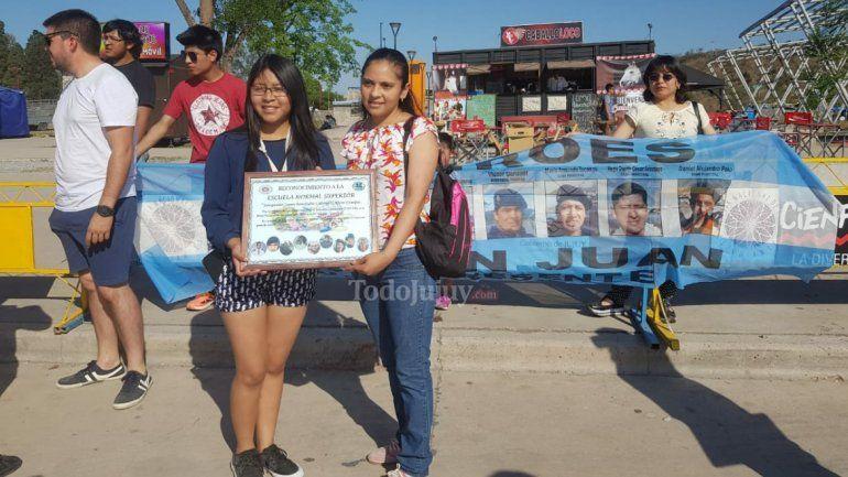 ARA San Juan: familiares de los tripulantes reconocieron a carroceros de Abra Pampa