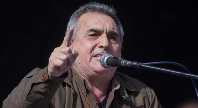 La CGT pierde un hombre importante: Juan Carlos Schmid renunció a su cargo