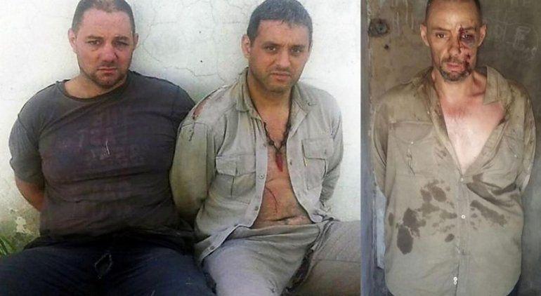 Los hermanos Lanatta y Schillaci fueron condenados a la pena de siete años y seis meses meses de prisión