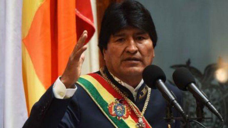 Evo Morales, tras el fallo en contra de la Corte de La Haya: Bolivia no renunciará al mar
