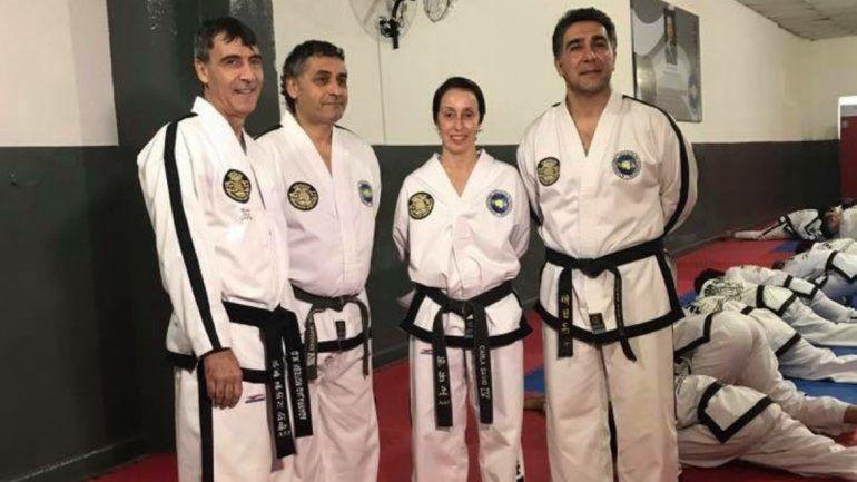 Brillante desempeño de la Asociación Jujeña de Taekwondo en Salta