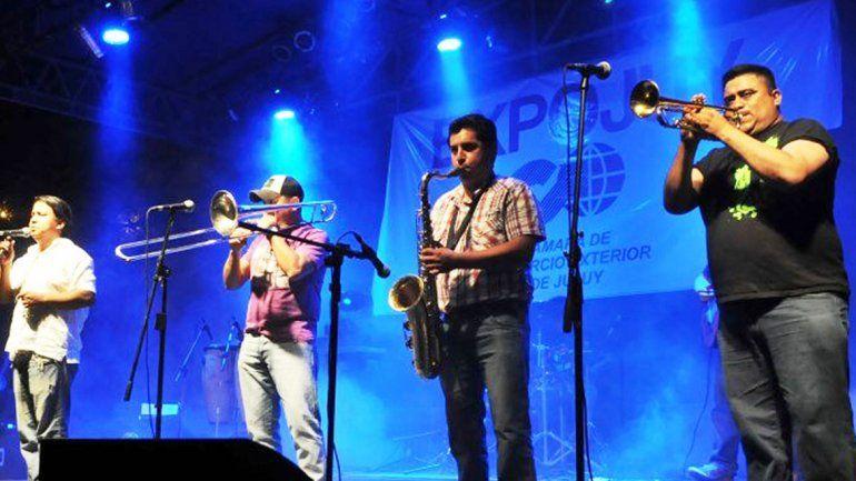 Mirá que grupos de músicos jujeños engalanarán las noches de la Expojuy