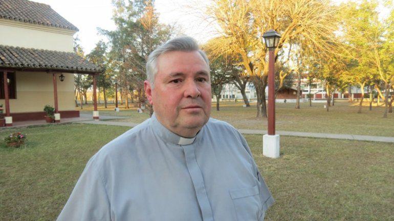 Nuestra gente tiene una fe profunda y muy arraigada, dijo el Padre Barrera