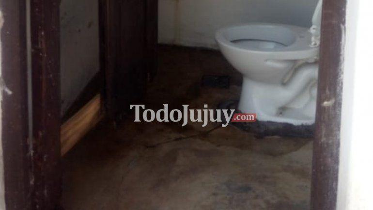 Baños con humedad