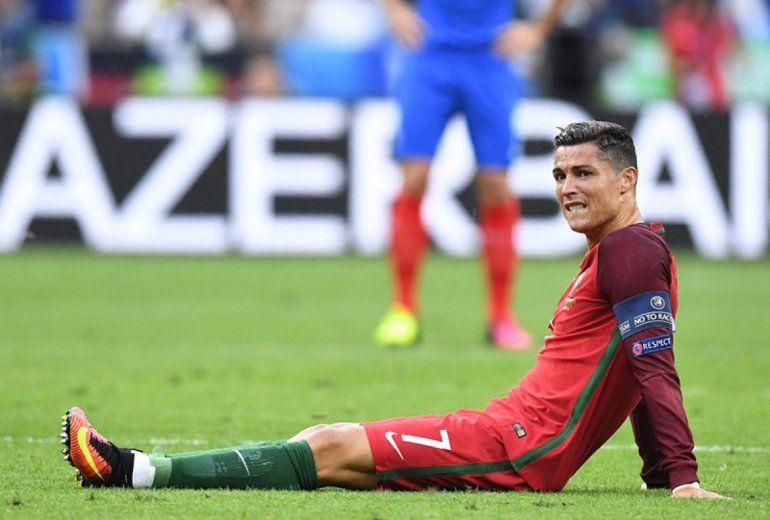 Cristiano Ronaldo quedó afuera de la Selección de Portugal por una denuncia de violación