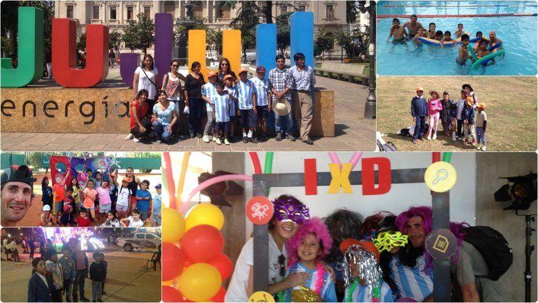 ¡Experiencia inolvidable! Trajeron niños de Yaquispampa para que conozcan San Salvador y la FNE