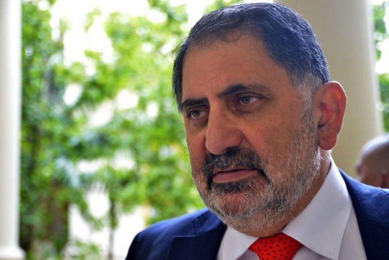 El intendente Raúl Jorge declaró por la causa Pibes Villeros