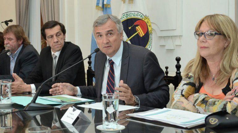 El indicador de pobreza es malo, hay que resolverlo con políticas públicas dijo Gerardo Morales