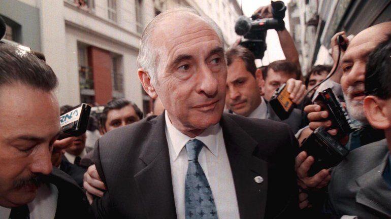 Internaron al ex presidente Fernando de la Rúa por un infarto