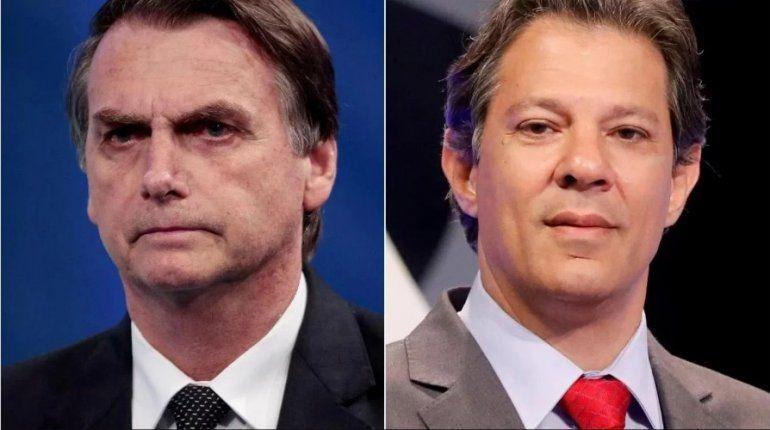 Brasil dividido y en la mira del mundo: Hoy elecciones
