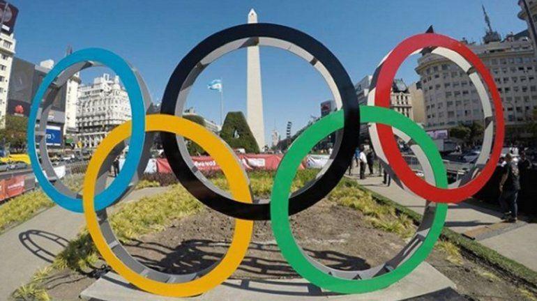 Comienzan los Juegos Olímpicos de la Juventud con una ceremonia imponente en el Obelisco