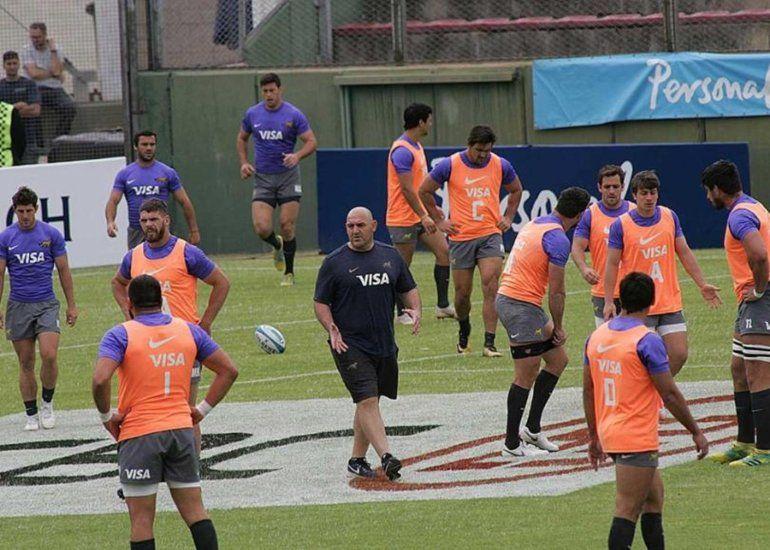 Los Pumas se enfrentan ante Australia esta tarde en Salta