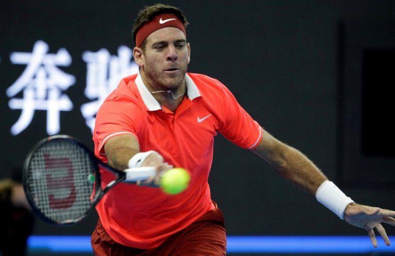 Del Potro no pudo: Perdió en la final del ATP de Beijing