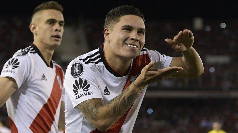 River le ganó a Sarmiento de Resistencia 3 a 1 y se metió a la semifinal de la Copa Argentina