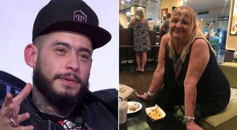 Dolor en la familia de Rodrigo: murió la hermana de Betty Olave